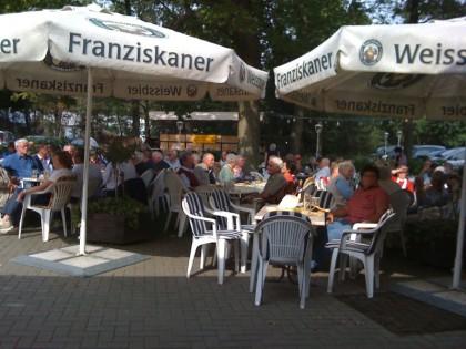 Biergarten in Celle